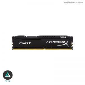 HyperX Fury Black DDR4