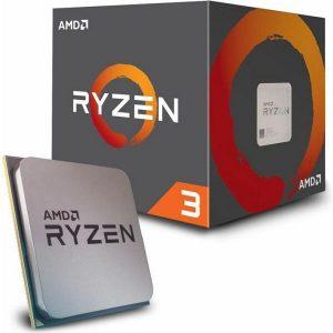 پردازنده AMD RYZEN 5 2600X 3.6GHz AM4 Desktop