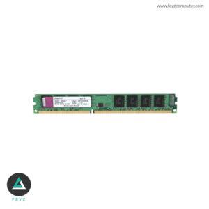 رم کامپیوترکینگستون مدل Value 1600Mhz DDR3 ظرفیت 8GB