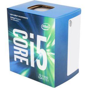 پردازنده اینتل Core™ i5-7400 Processor باجعبه