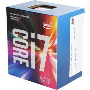 پردازنده اینتل Core™ i7-7700 Processor