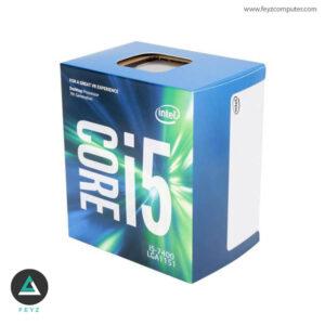 پردازنده اینتل Core™ i5-7500 Processor باجعبه