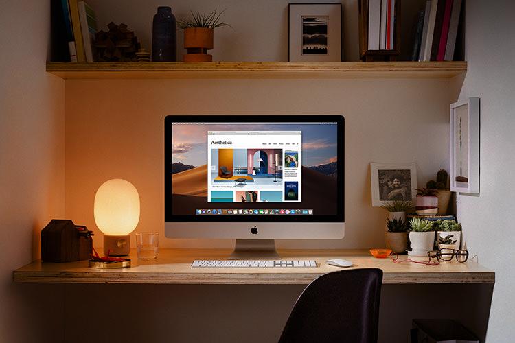 اپل آیمک را با پردازندههای ۶ و ۸ هستهای اینتل و گرافیک وگا بهروز کرد