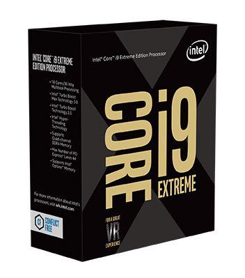 CPU Intel Core™ i9-7980XE Extreme Edition