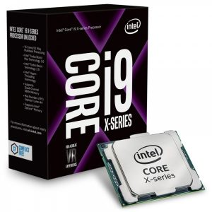 Intel Core i9-7920X 2.9GHz LGA 2066 Skylake-X CPU باجعبه