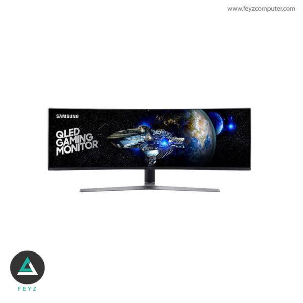 مانیتور سامسونگ LC49HG90 49 Inch FreeSync HDR QLED Gaming