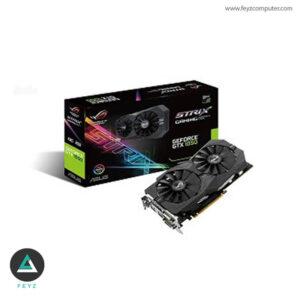 کارت گرافیک ایسوس ROG STRIX-GTX1050TI-O4G-GAMING 4GB GDDR5