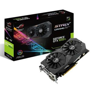 کارت گرافیک ایسوس ROG STRIX-GTX1050TI-O4G-GAMING 4GB GDDR5