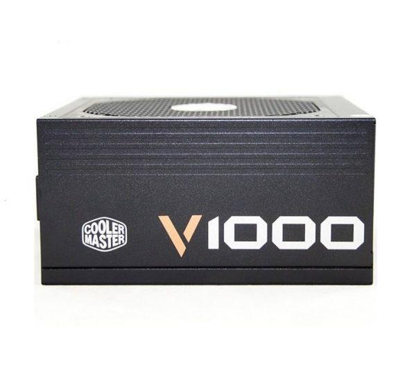 منبع تغذیه کامپیوتر ماژولار کولر مستر V1000