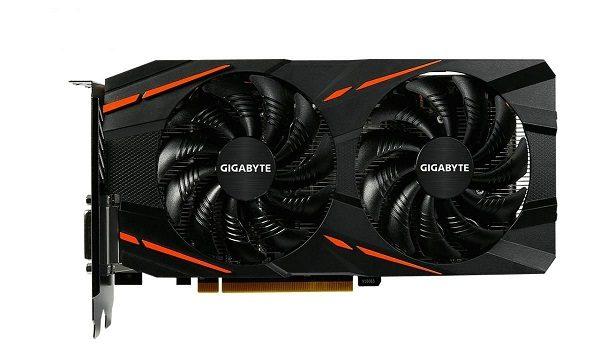 کارت گرافیک گیگابایت GIGABYTE-RADEON-RX580-GAMING-4GB