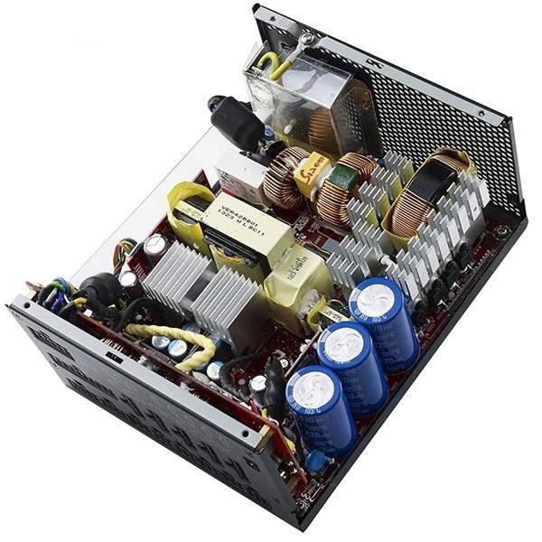 منبع تغذیه کامپیوتر کولر مستر V1200 Platinum