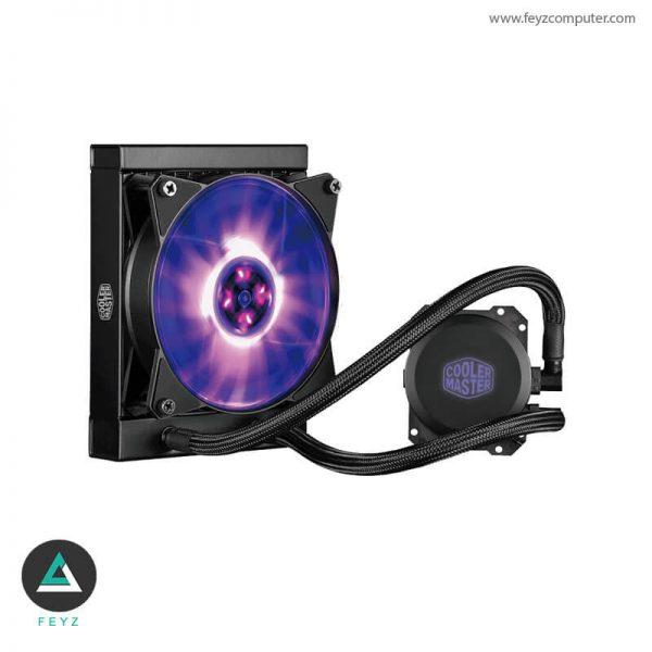 فن خنک کننده پردازنده کولر مستر MasterLiquid ML120L RGB