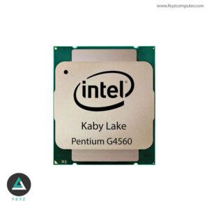 پردازنده اینتل Pentium G4560 سری Kaby Lake بدون فن
