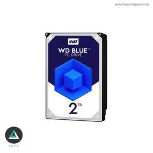 هارددیسک اینترنال وسترن دیجیتال مدل Blue WD20EZRZ ظرفیت 2 ترابایت