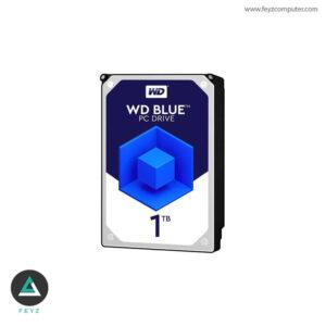 هارددیسک اینترنال وسترن دیجیتال Blue WD10EZEX ظرفیت1ترابایت