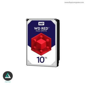هارددیسک اینترنال وسترن دیجیتال مدل Red WD100EFAX ظرفیت 10 ترابایت