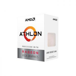 پردازنده ای ام دی مدل AMD Athlon 200GE AM4