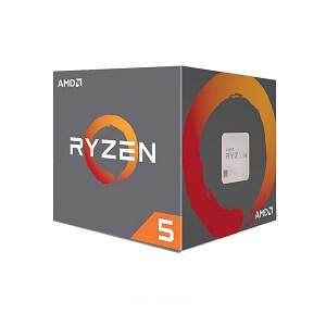 پردازنده ای AMD Ryzen 5 1600