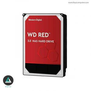 هارددیسک اینترنال وسترن دیجیتال مدل Red WD80EFAX ظرفیت8ترابایت