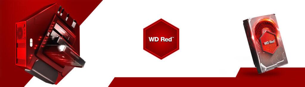 هارددیسک اینترنال وسترن دیجیتال Red  ظرفیت 1 ترابایت