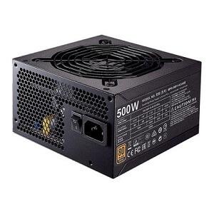 منبع تغذیه کامپیوتر کولر مستر MWE 500W