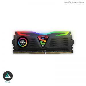 رم کامپیوتر گیل مدل Super Luce RGB lite DDR4 B2400 ظرفیت ۱۶GB