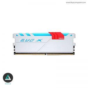 رم کامپیوتر گیل مدل Evo X DDR4 2400