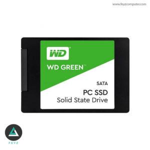 حافظه اس اس دی وسترن دیجیتال مدل WDS480G2G0A ظرفیت 480 گیگابایت