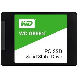 حافظه اس اس دی وسترن دیجیتال مدل WDS120G2G0A ظرفیت 120 گیگابایت
