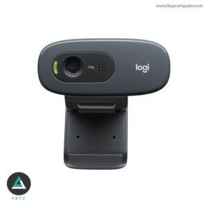 وبکم Logitech C270 HD USB BLACK