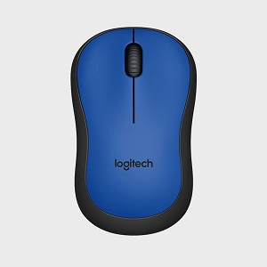 موس Logitech SILENT M220 RF BLUE