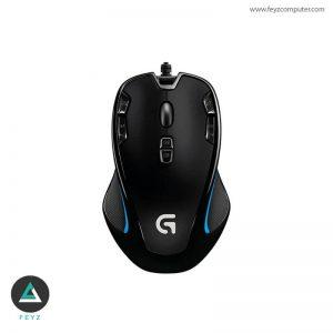 موس Logitech GAMING G300 S BLACK