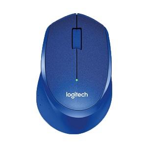 موس LOGITECH SILENT M330 RF BLUE