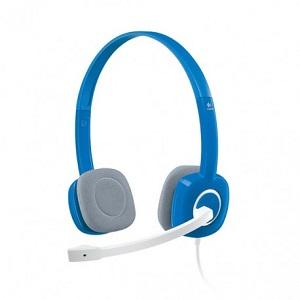 هدست Logitech H150 AG SKY BLUE