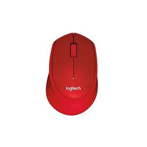 موس LOGITECH SILENT M330 RF RED
