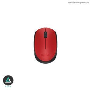 موس Logitech M171 RED-K