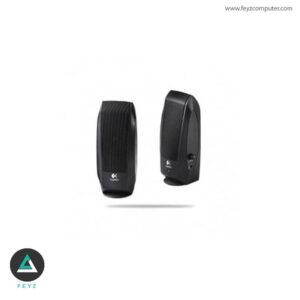 اسپیکر Logitech S120 ANALOG BLACK