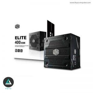 منبع تغذیه کولرمستر ELITE 400 V3