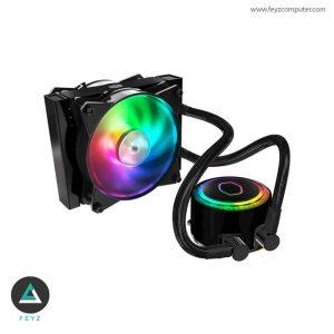 فن خنک کولر مستر MasterLiquid ML120R RGB