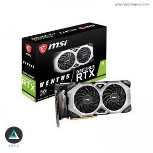 Msi GeForce RTX 2080 SUPER™ VENTUS XS OC