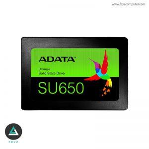اس اس دی ای دیتا SU 650 240GB