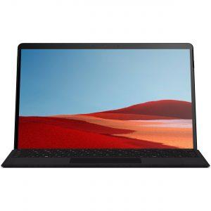 تبلت مایکروسافت مدل Surface Pro X LTE - B ظرفیت 256 گیگابایت به همراه کیبورد Black Type Cover