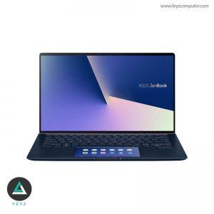 لپ تاپ 14 اینچی ایسوس مدل ZenBook UX434FLC