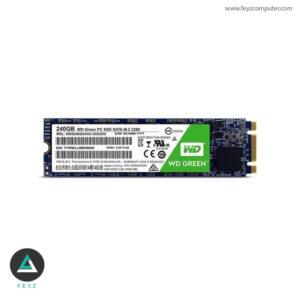 حافظه اس اس دی وسترن دیجیتال 240 گیگابایت m.2