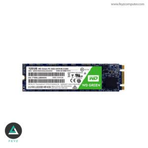 اس اس دی وسترن دیجیتال 450 گیگابایت m.2