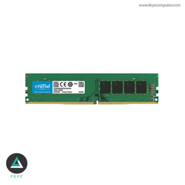 رم کروشیال DDR4-2666 ظرفیت 4GB
