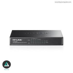 TP-LINK TL-SF1008P 8-Port Gigabit Desktop Switch with 4-Port PoE