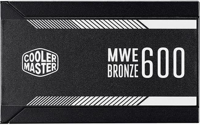 منبع تغذیه کولر مستر MWE Bronze 600