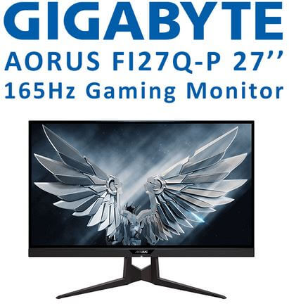مانیتور گیگابایت مدل  AORUS FI27Q-P + هدیه