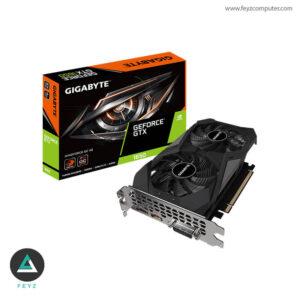 GeForce® GTX 1650 D6 WINDFORCE OC 4G
